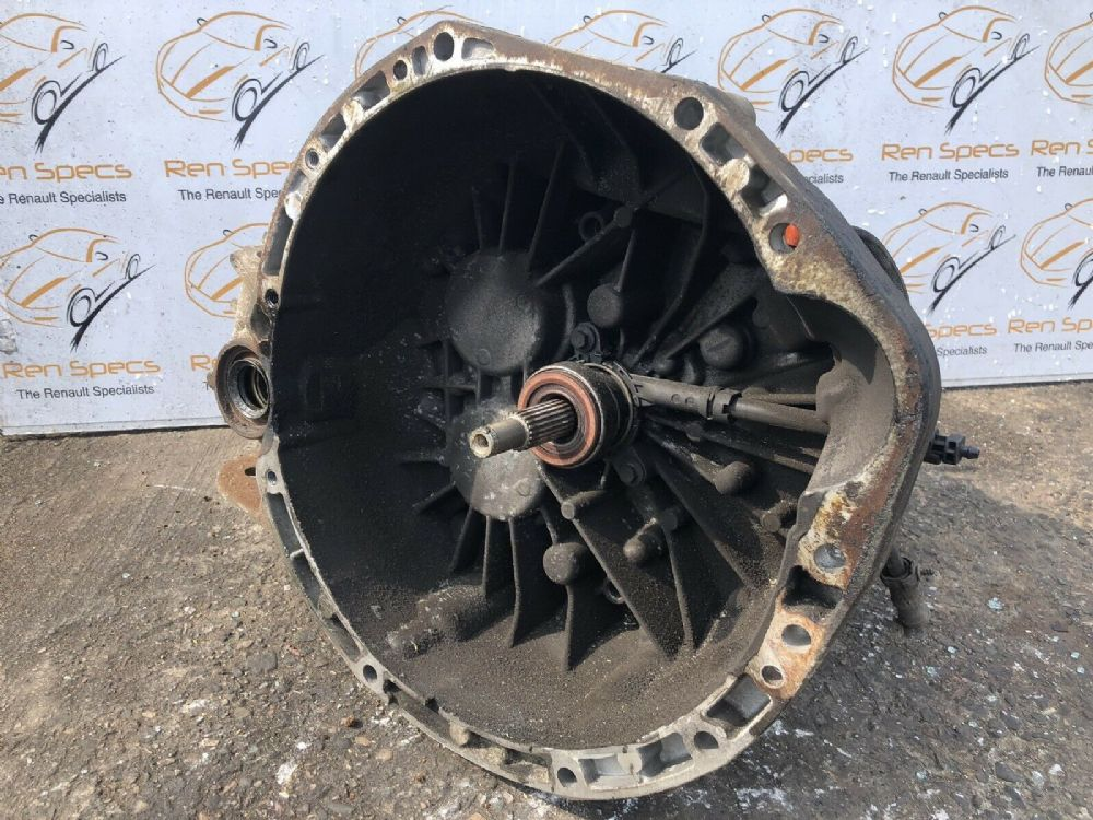 RENAULT MASTER + MOVANO ( 6 SPEED MANUAL GEARBOX ) CODE: PF6018 / 2010-2016